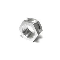 Aluminum Pipe Threads 1020444