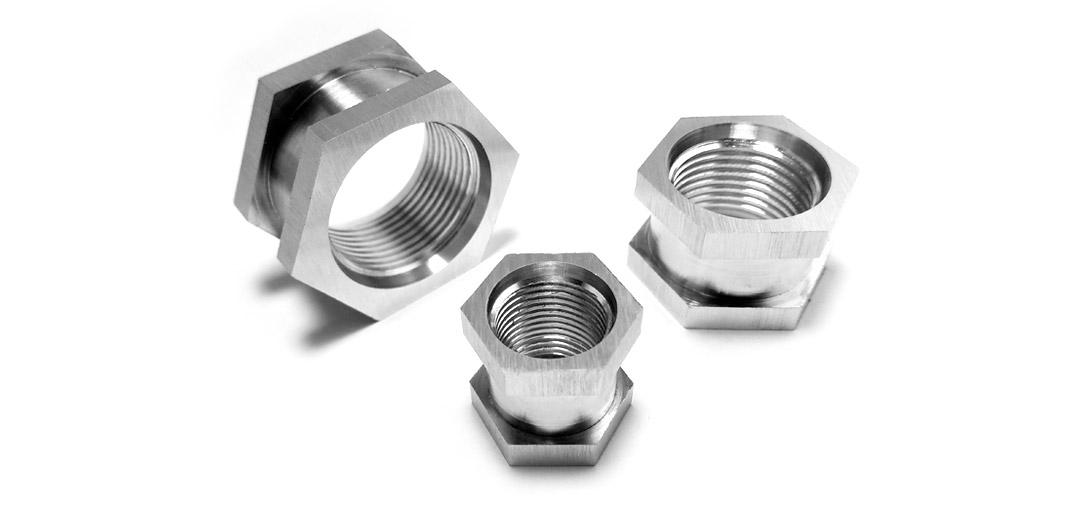 Aluminum SAE Ports