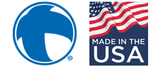 Association of Rotational Molders and Made in the USA logos