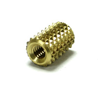 Brass Knurled Insert 1020671