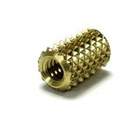Brass Knurled Insert 1020674