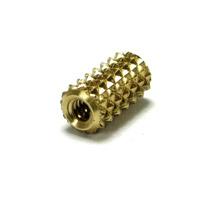 Brass Knurled Insert 1020679
