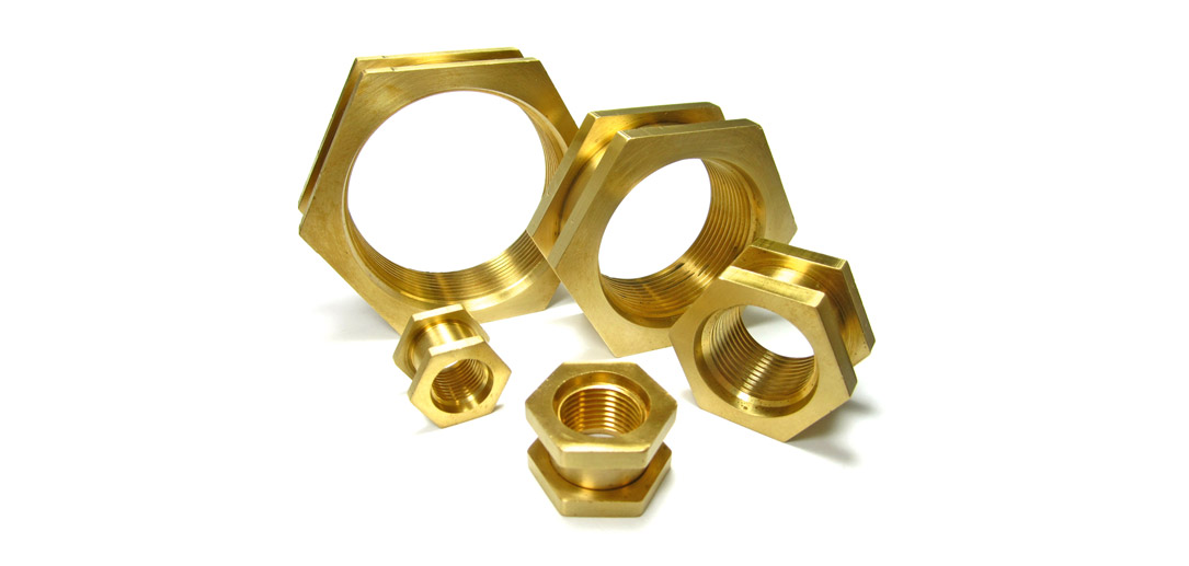 Brass SAE Ports