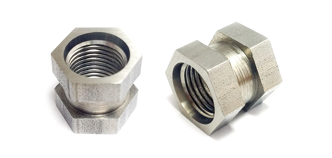 Stainless Steel SAE Ports