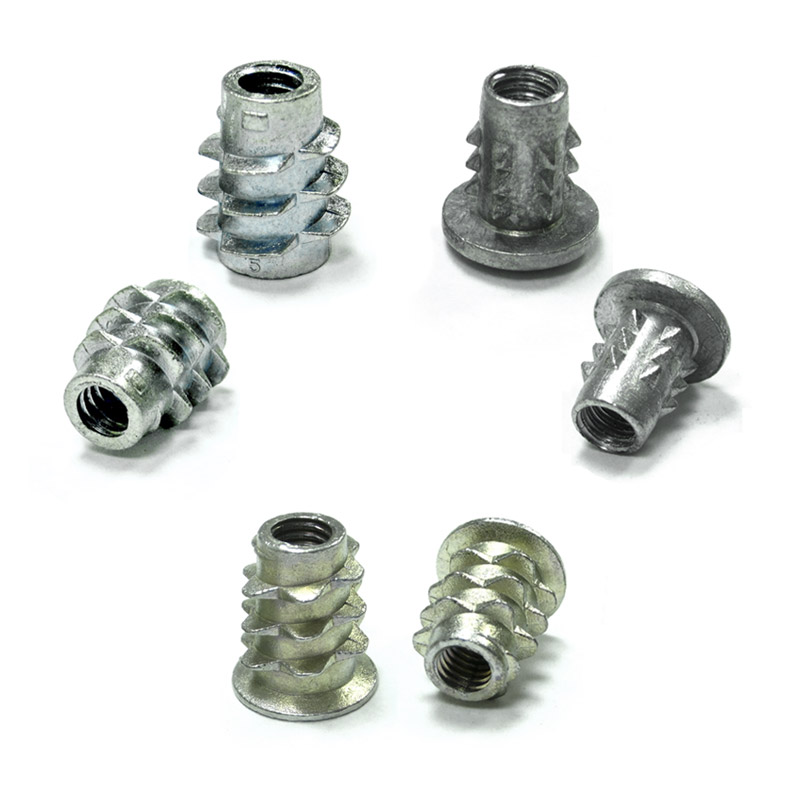 M.A.S. Products, Inc. distributes T-Nuts and Weld Nuts